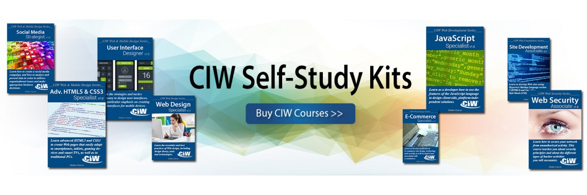 CIW自主学習キット