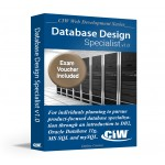 CIW Database Design Specialist: Self-Study Kit With Exam Voucher (Hard Copy)