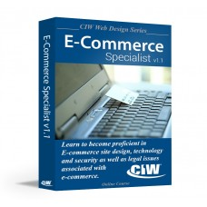 CIW E-Commerce Specialist: Self-Study Kit Without Exam eCredit (Electronic Copy)