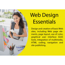 ICT Web Design Essentials