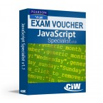CIW JavaScript Specialist VUE Exam Voucher (Exam 1D0-635)