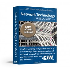 CIW Network Technology Associate: Self-Study Kit with PSI eCredit (Hard Copy)