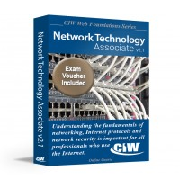 CIW Network Technology Associate: Self-Study Kit With Exam Voucher (Hard Copy)
