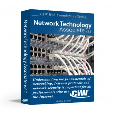CIW Network Technology Associate: Self-Study Kit Without Exam eCredit (Electronic Copy)