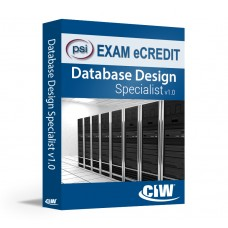 CIW Database Design Specialist PSI eCredit (Exam 1D0-541)