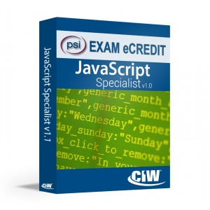 JavaScript Specialist Exam Voucher