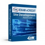CIW Site Development Associate PSI eCredit (Exam 1D0-61B)