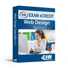 CIW Web Design Specialist PSI eCredit (Exam 1D0-520)