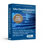 CIW Site Developmment Associate: Self-Study Kit with PSI eCredit (Hard Copy)