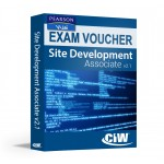 CIW Site Development Associate: VUE Exam Voucher (Exam 1D0-61B)