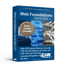 CIW Web Foundations Associate: Self-Study Kit with PSI eCredit (Hard Copy)