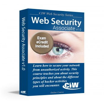 CIW Web Security Associate: Self-Study Kit with PSI eCredit (Hard Copy)