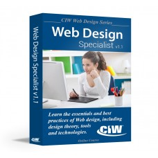 CIW Web Design Specialist (CS6): Self-Study Kit Without Exam eCredit (Hard Copy)