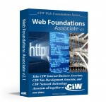 CIW Web Foundations Associate: Self-Study Kit Without Exam eCredit (Hard Copy)