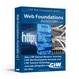 Web Foundations Associate Exam Voucher