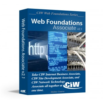 CIW Web Foundations Associate: Self-Study Kit Without Exam eCredit (Electronic Copy)