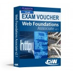 CIW Web Foundations Associate: VUE Exam Voucher (Exam 1D0-610)