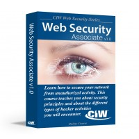 CIW Web Security Associate: Self-Study Kit Without Exam eCredit (Hard Copy)