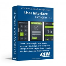 CIW User Interface Designer: Self-Study Kit Without Exam eCredit (Electronic Copy)